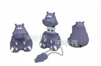 USB Flash Drive 16Gb - Iconik Бегемот RB-HIPPO-16GB