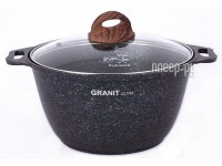 Фото Кастрюля Kukmara Granit Ultra 4L Blue кгг42а