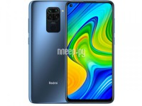 Фото Xiaomi Redmi Note 9 3/64Gb уцененный