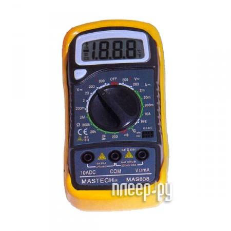 мультиметр Mas838 инструкция - фото 6