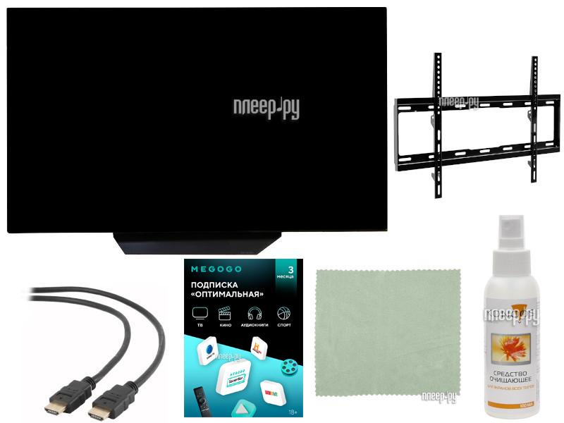 Купить LG OLED55BXRLB Выгодный набор + подарок серт. 200Р!!! по низкой цене в Москве - Интернет магазин Плеер.ру