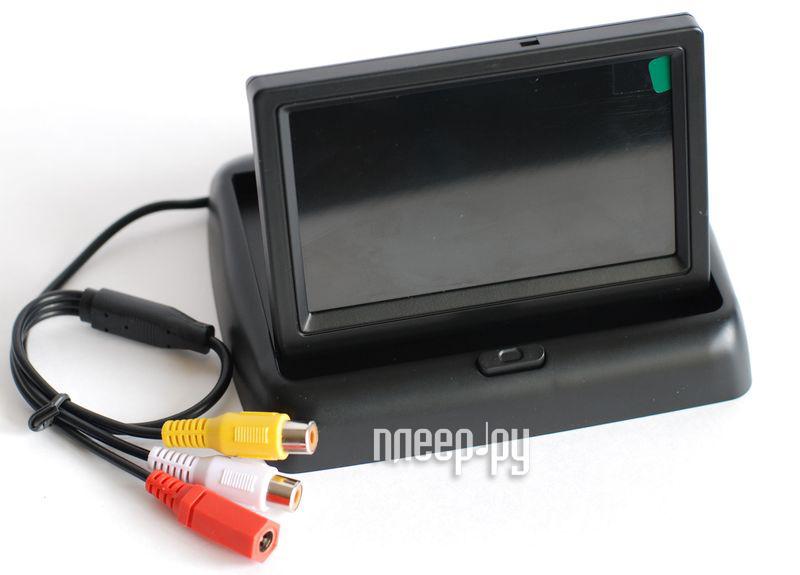 Монитор в авто AutoExpert DV-500 со встроенным монитором - фото 2