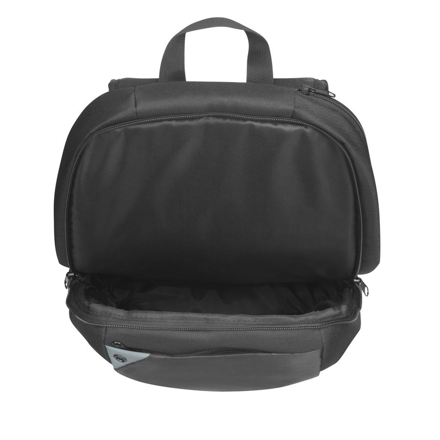 Targus Classic Business Professional Travel and Commuter Backpack for 15.6-Inch Laptop Black CN600