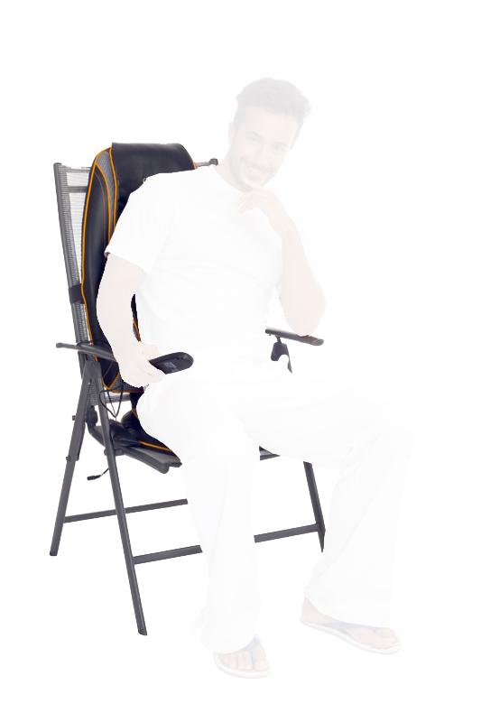 Внутренний массаж спины